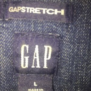 GAP Jackets & Coats - Gap denim jacket.  Worn twice.